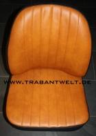 Sitzbezüge Kunstleder braun/schwarz Trabant 601