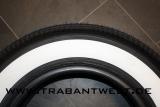Weißwand-Radialreifen 13 Trabant