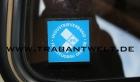 Frontscheibenemblem IFA DDR Trabant