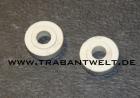 Isolierkörper - Paar für Auspuffaufhängung rund Trabant 601