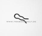 Federklammer für Wischergestänge Trabant 601