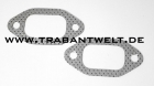 Krümmerdichtungen Spezial Paar Trabant 601