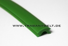 Zierleistenkeder grün 7m Trabant 601 1.1