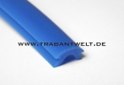 Zierleistenkeder blau 7m Trabant 601 1.1