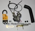 Vergaser-Umbauset Mikuni 28 mm Trabant 601