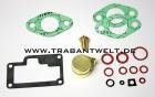 Reparatursatz 17-teilig für 28H1-1 - Vergaser, Sparvergaser Trabant 601