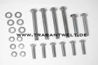 Schraubensatz 24-teilig für Kurbelgehäuse Trabant 601
