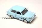 Modellauto Trabant 601 Limousine gletscherblau