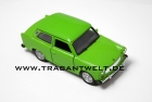Modellauto Trabant 601 Limousine caprigrün