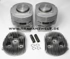 30PS - Zylindergarnitur 700ccm Trabant 601