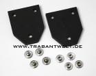 Befestigungsset 10-teilig für Luftfiltergehäuse Trabant 601