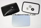 Aussenspiegel - Reparaturset Metall 6-teilig Trabant 601