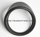 Tachometerabdeckung Kunststoff schwarz Trabant 601