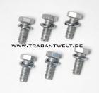 Kupplungsmontage-Schraubensatz Trabant 601