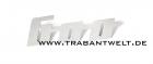 Schriftzug 600 Edelstahl poliert Trabant