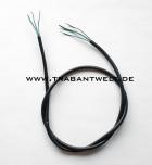 Anschlußleitung für Gleichstromlichtmaschine Trabant 601