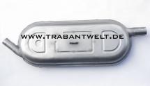Mittelschalldämpfer Barkas B1000 2-Takt Premium