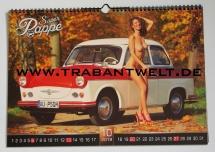 Trabant-Erotik-Kalender 2019 Edition