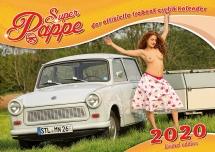 Trabant-Kalender Autos des Jahres 2020 Edition